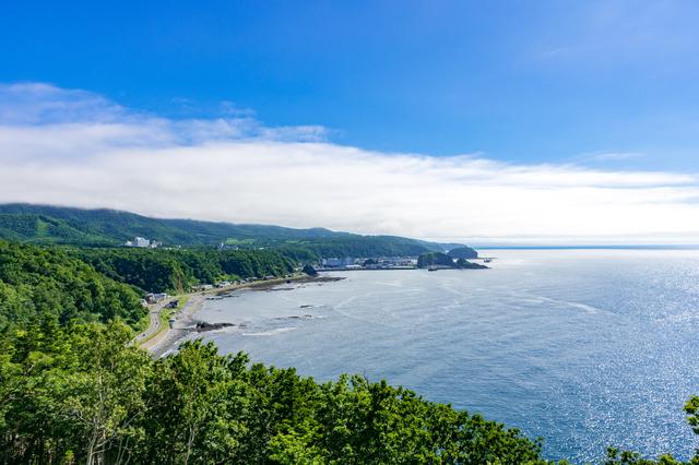プユニ岬からの絶景